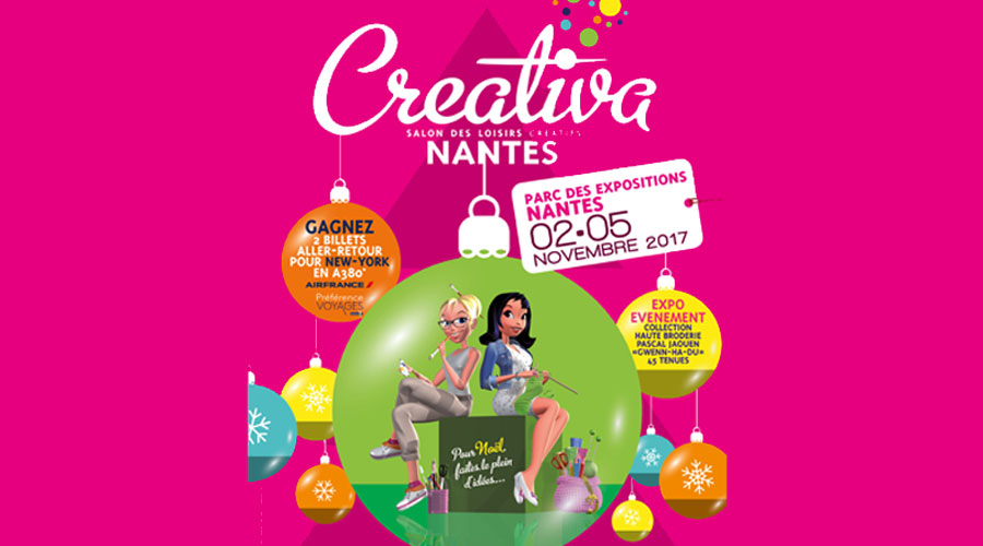 hotel nantes salon creativa