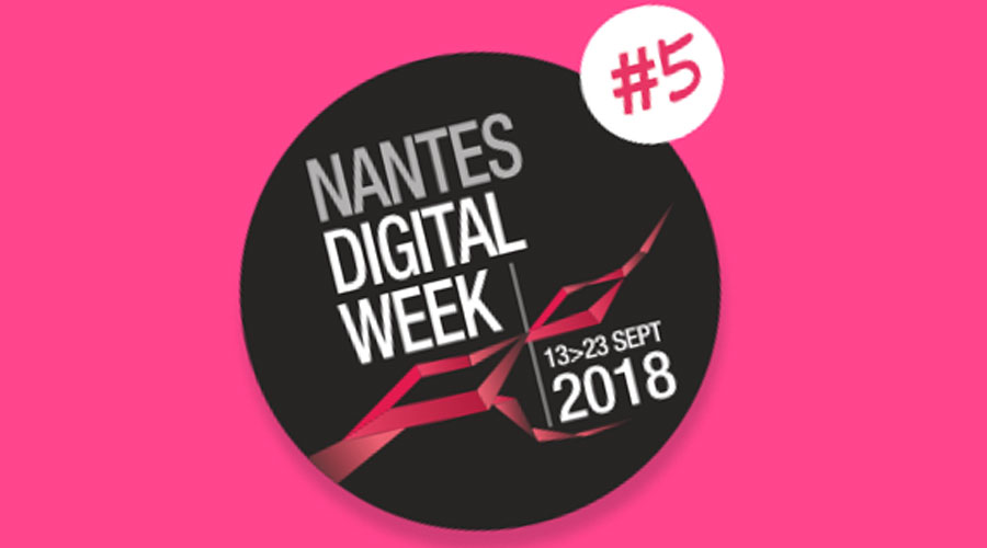 hotel nantes digital week