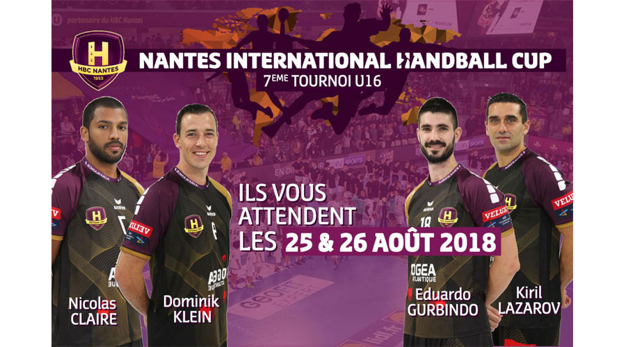 hotel nantes international handball cup